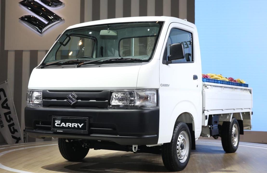 Suzuki Rilis Model Anyar New Carry Pick Up 2019, Harga Mulai 135Jutaan